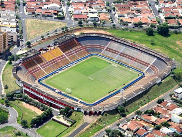 Estádio Benedito Teixeira, São José do Rio Preto, São Paulo