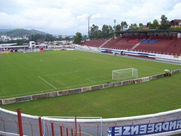 Estádio Municipal Professor Dario Rodrigues Leite, Guaratinguetá, São Paulo