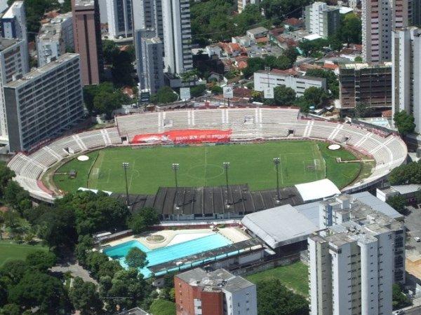 Estádio Eládio de Barros Carvalho, Recife, Pernambuco
