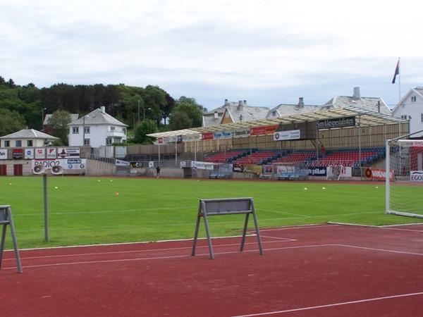 Haugesund Stadion, Haugesund