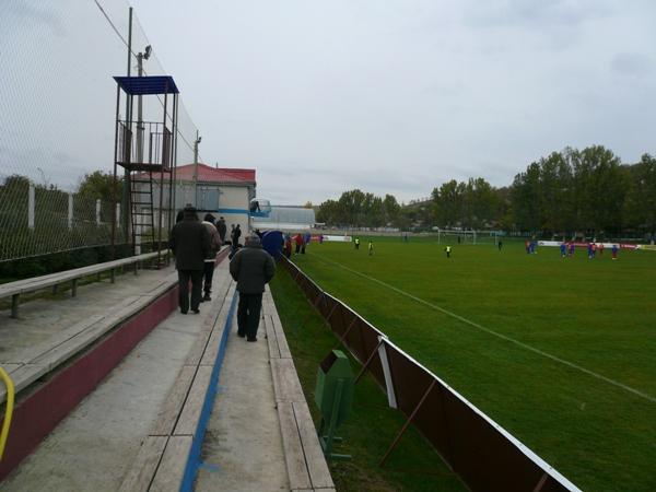 Stadionul Sătesc, Ghidighici