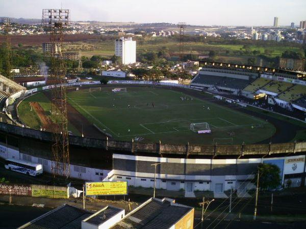 Estádio Dr. Francisco de Palma Travassos, Ribeirão Preto, São Paulo