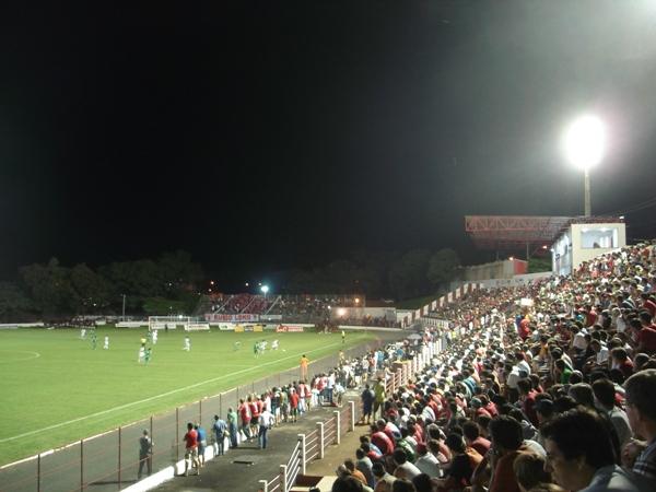 Estádio Municipal Coronel Francisco Vieira, Itapira, São Paulo