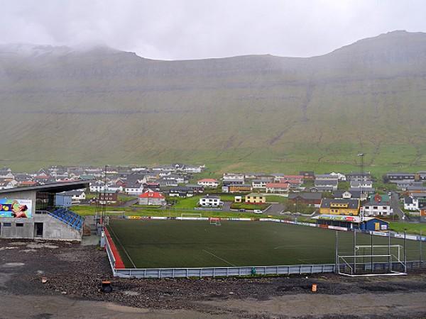 Sarpugerði, Norðragøta, Eysturoy