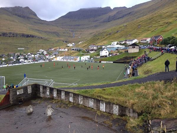 á Fløtugerði, Fuglafjørður, Eysturoy