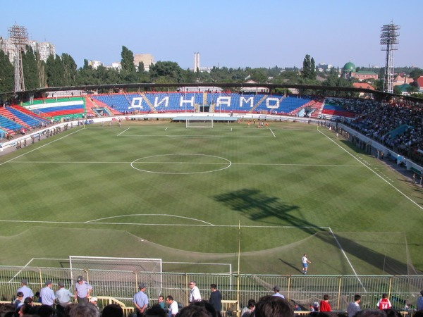 Stadion Dinamo, Machačkala (Makhachkala)