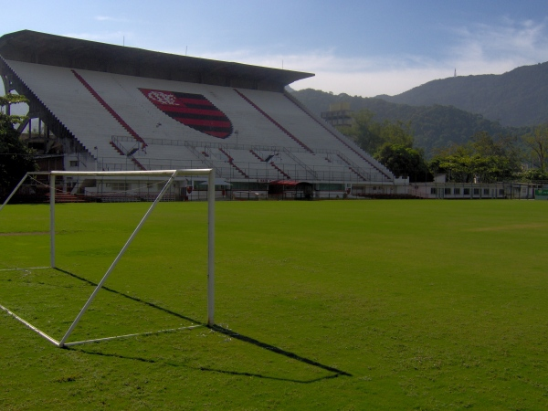 Estádio José Bastos Padilha, Rio de Janeiro, Rio de Janeiro
