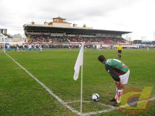 Estádio Augusto Bauer, Brusque, Santa Catarina
