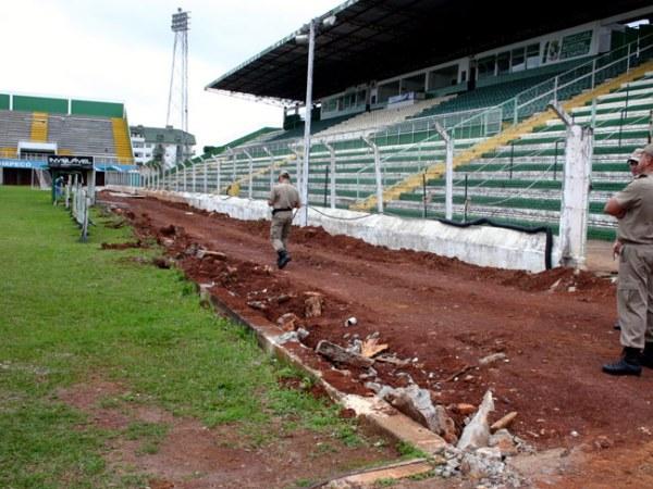 Arena Condá, Chapecó, Santa Catarina