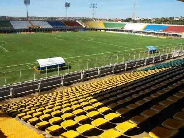 Estádio Municipal Jonas Duarte, Anápolis, Goiás