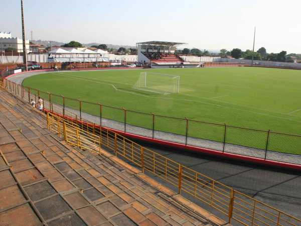 Estádio Antônio Accioly, Goiânia, Goiás