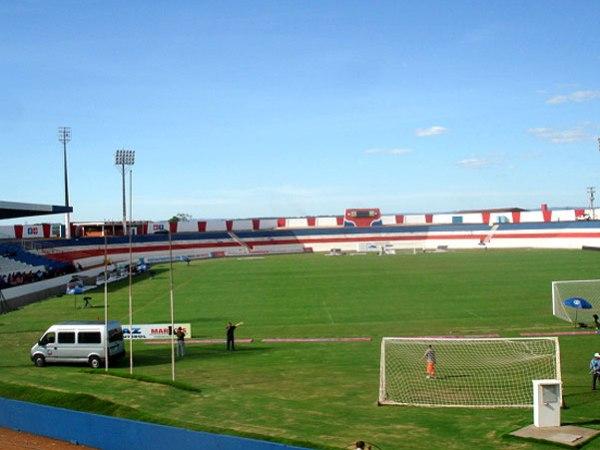 Estádio Municipal Juscelino Kubitschek de Oliveira, Itumbiara, Goiás