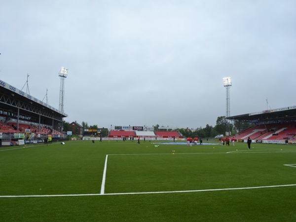 Alfheim Stadion, Tromsø