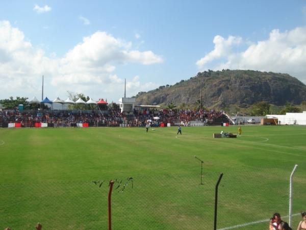 Estádio Olival Elias de Morais, Boca da Mata, Alagoas