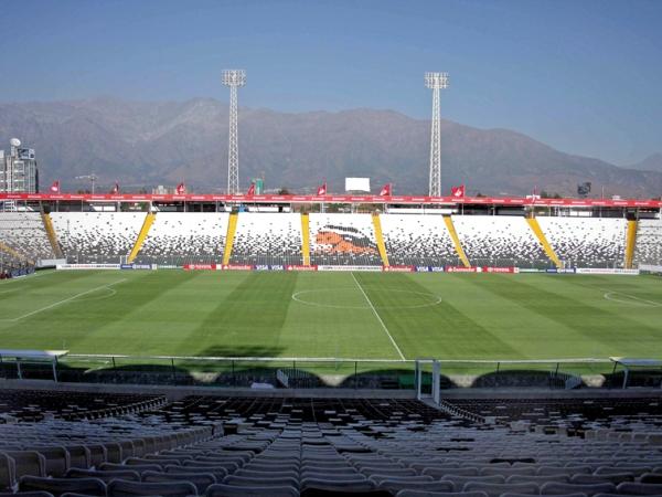 Estadio Monumental David Arellano, Santiago de Chile