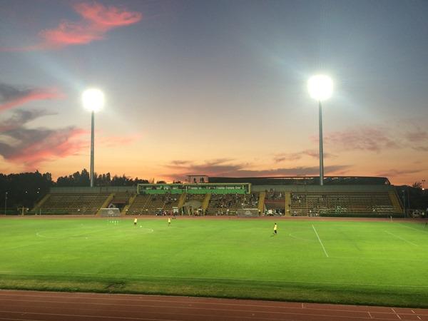 Estadio Municipal de La Pintana, Santiago de Chile