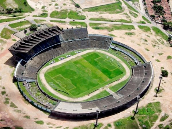 Estádio José Américo de Almeida Filho, João Pessoa, Paraíba