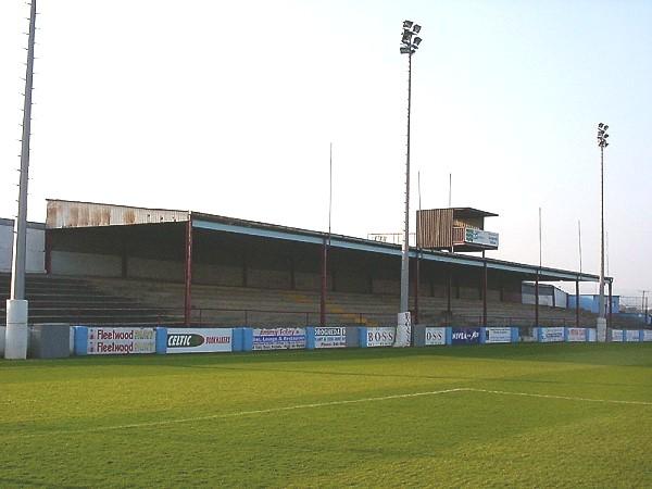 United Park, Drogheda