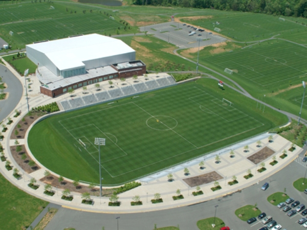 Maureen Hendricks Field Maryland SoccerPlex, Germantown, Maryland