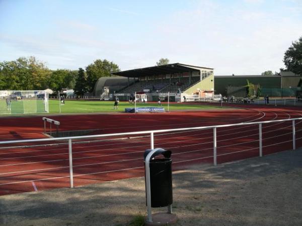 Kristianstads Fotbollsarena, Kristianstad