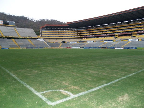 Estadio Monumental Isidro Romero Carbo, Guayaquil