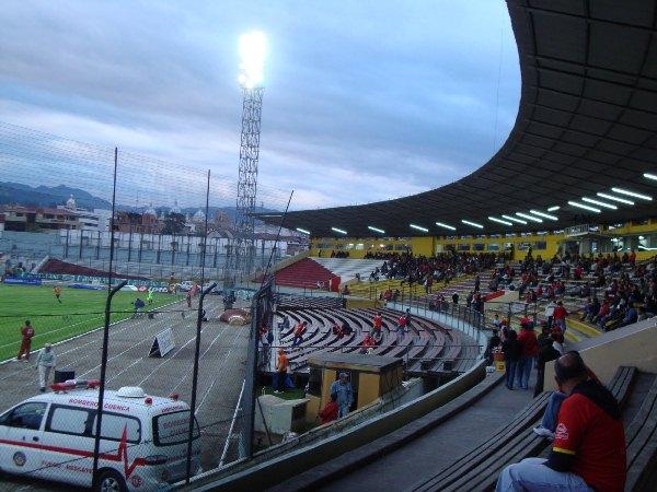 Estadio Alejandro Serrano Aguilar Banco del Austro, Cuenca