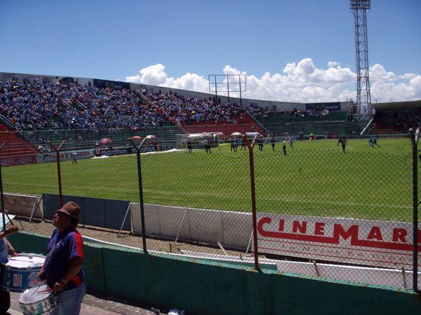 Estadio Bellavista de Ambato, Ambato