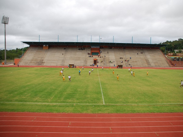 Mavuso Sports Centre, Manzini