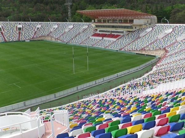 Mikheil Meskhis sakhelobis Stadioni, Tbilisi