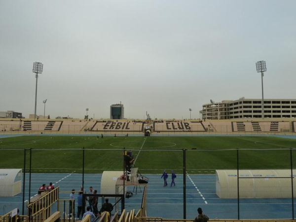 Franso Hariri Stadium, Arbil