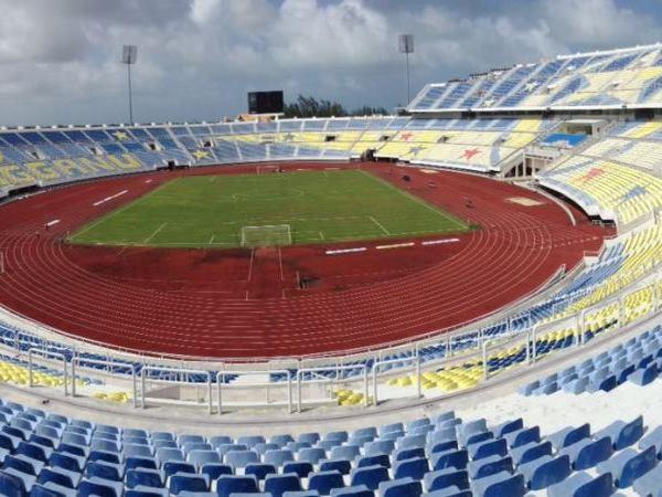 Sultan Mizan Zainal Abidin Stadium, Kuala Terengganu