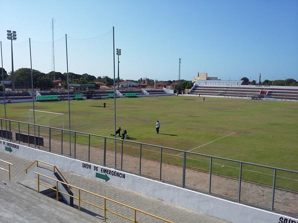 Estádio Municipal Raimundo de Oliveira Filho, Caucaia, Ceará