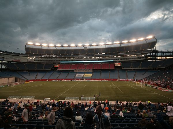 Gillette Stadium, Foxborough, Massachusetts