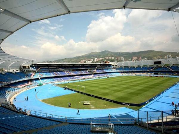 Estadio Olímpico Pascual Guerrero, Santiago de Cali