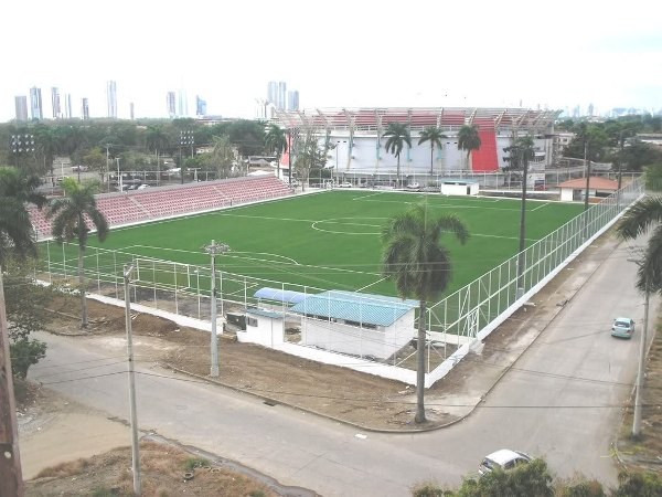 Estadio Luis Ernesto Cascarita Tapia, Ciudad de Panamá