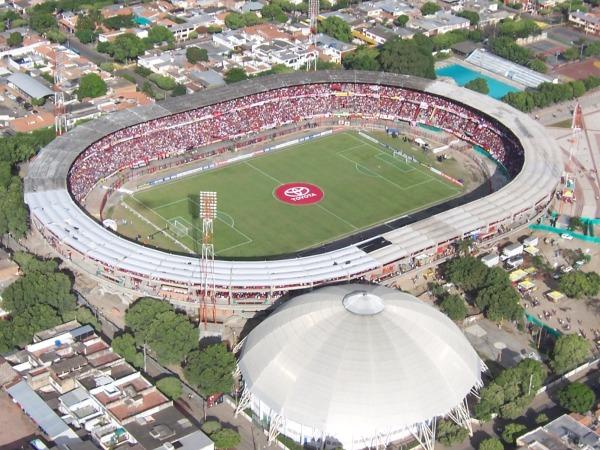 Estadio General Santander, Cúcuta