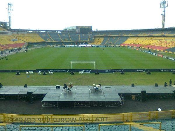 Estadio Nemesio Camacho El Campín, Bogotá, D.C.
