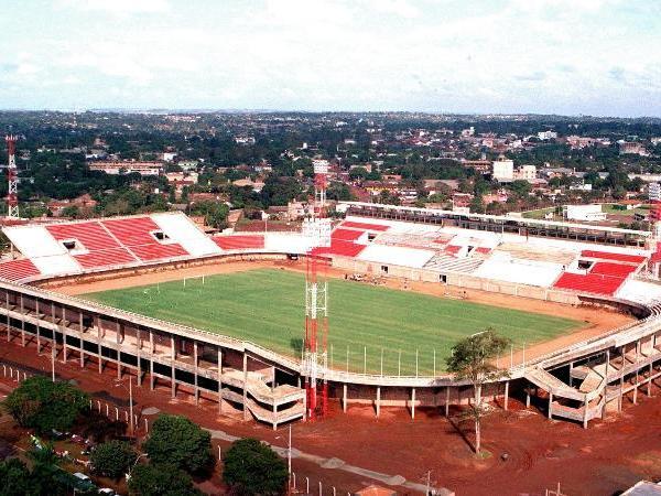 Estadio Antonio Aranda, Ciudad del Este