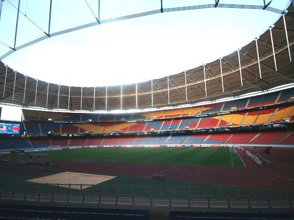 Stadium Nasional Bukit Jalil, Kuala Lumpur