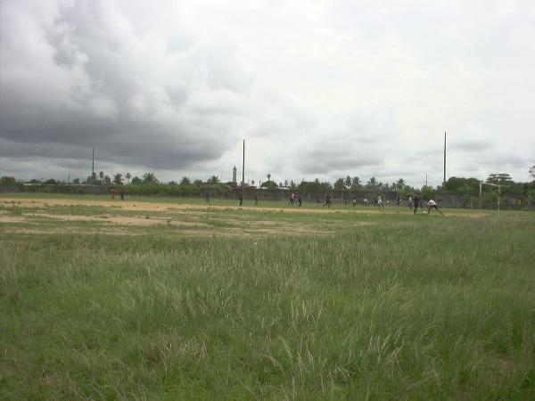 Stade Municipal de Grand-Bassam, Grand-Bassam