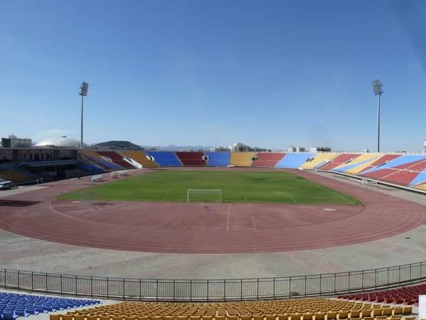 Ali Muhsen Al-Muraisi Stadium, Sana'a