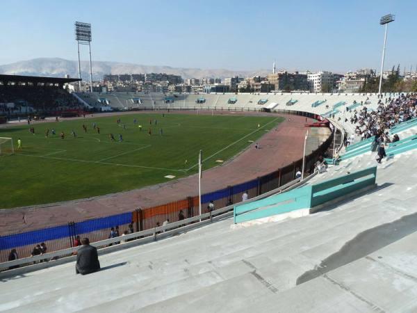 Al-Abbasiyyin Stadium, Dimashq (Damascus)