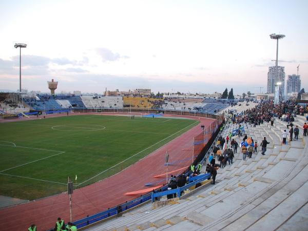 Khaled bin Walid Stadium, Ḥimṣ (Homs)