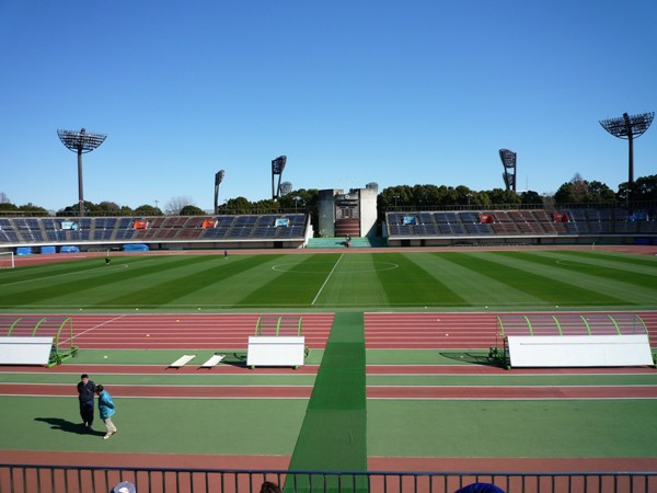 Changchun's People Stadium, Changchun
