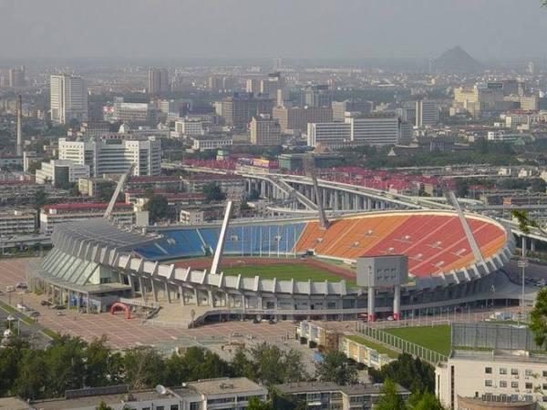 Shandong Provincial Stadium, Ji'nan