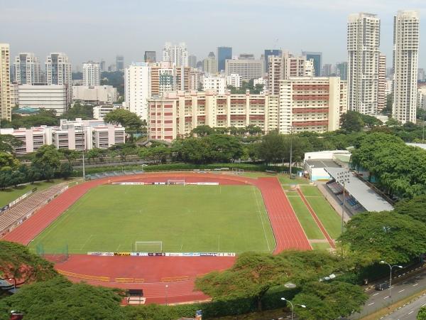 Toa Payoh Stadium, Singapore