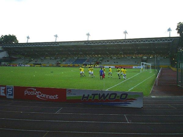 Yishun Stadium, Singapore