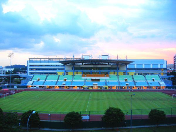 Jurong West Stadium, Singapore