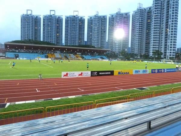 Clementi Stadium, Singapore