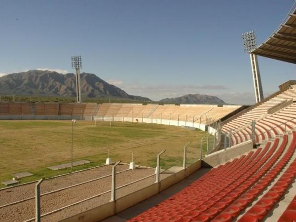 Estadio Provincial Juan Gilberto Funes, La Punta, Provincia de San Luis